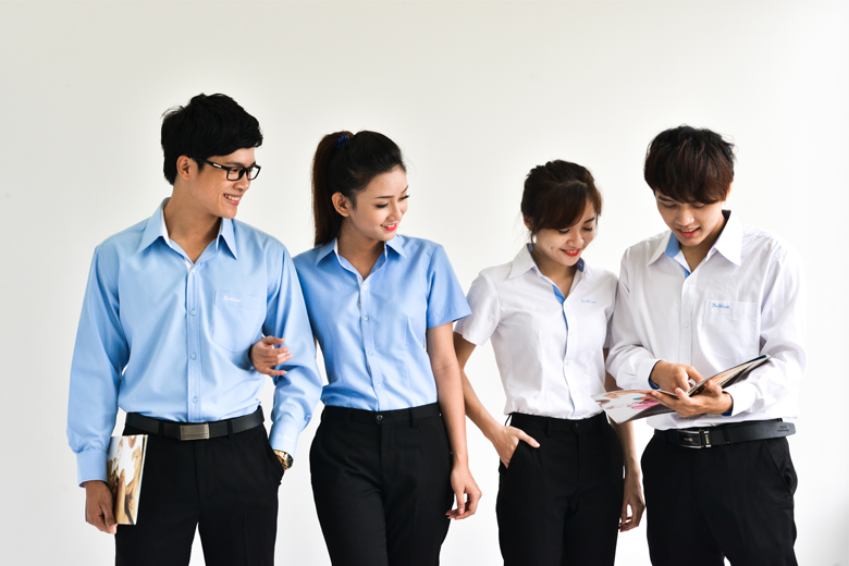 5 lý do nên may đồng phục cho công ty